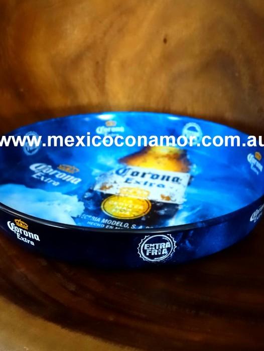 CORONA EXTRA CERVEZA (BEER) TRAY ⁓ ICE